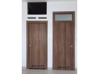 Cửa nhựa ABS Hàn Quốc chuyên dùng cho nhà vệ sinh, phòng ngủ đẹp hiện đại !